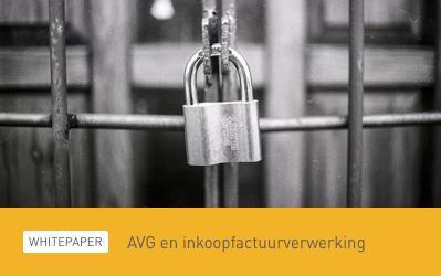 AVG en inkoopfactuurverwerking: wat moet je weten?